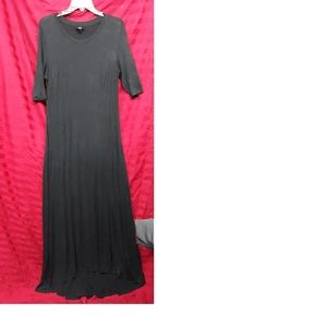 Mossimo Morticia Dress XL Stretchy